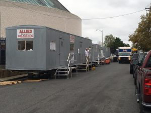 Office Trailers vs. Office Containers