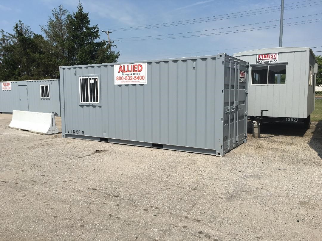 Learn how to maintain your storage container.