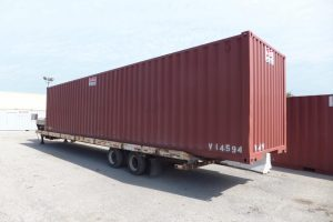 Learn about using portable storage containers during renovation projects.