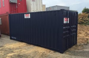 Find out if your business if better off renting or buying a storage unit container.