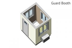 Pros and Cons of Guard Booths