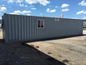 Why Run Your Business from an Office Container?