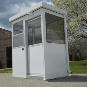 Industries That Need Guard Booths