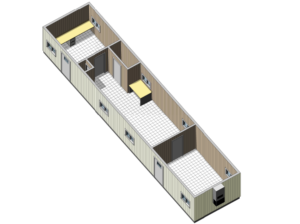 Learn about the best configurations for your office trailer.