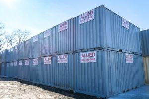 Mobile Storage Units for Retail Needs