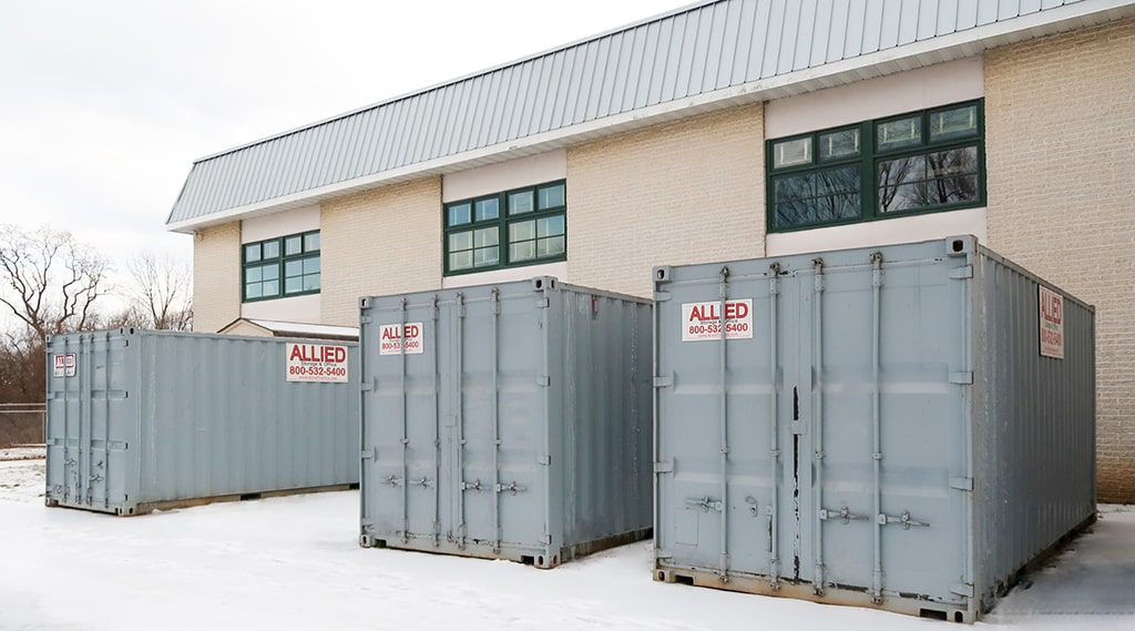 How to Organize a Mobile Storage Container